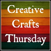 Creative Crafts Thursday