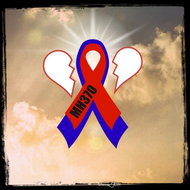 MH370 in my broken heart